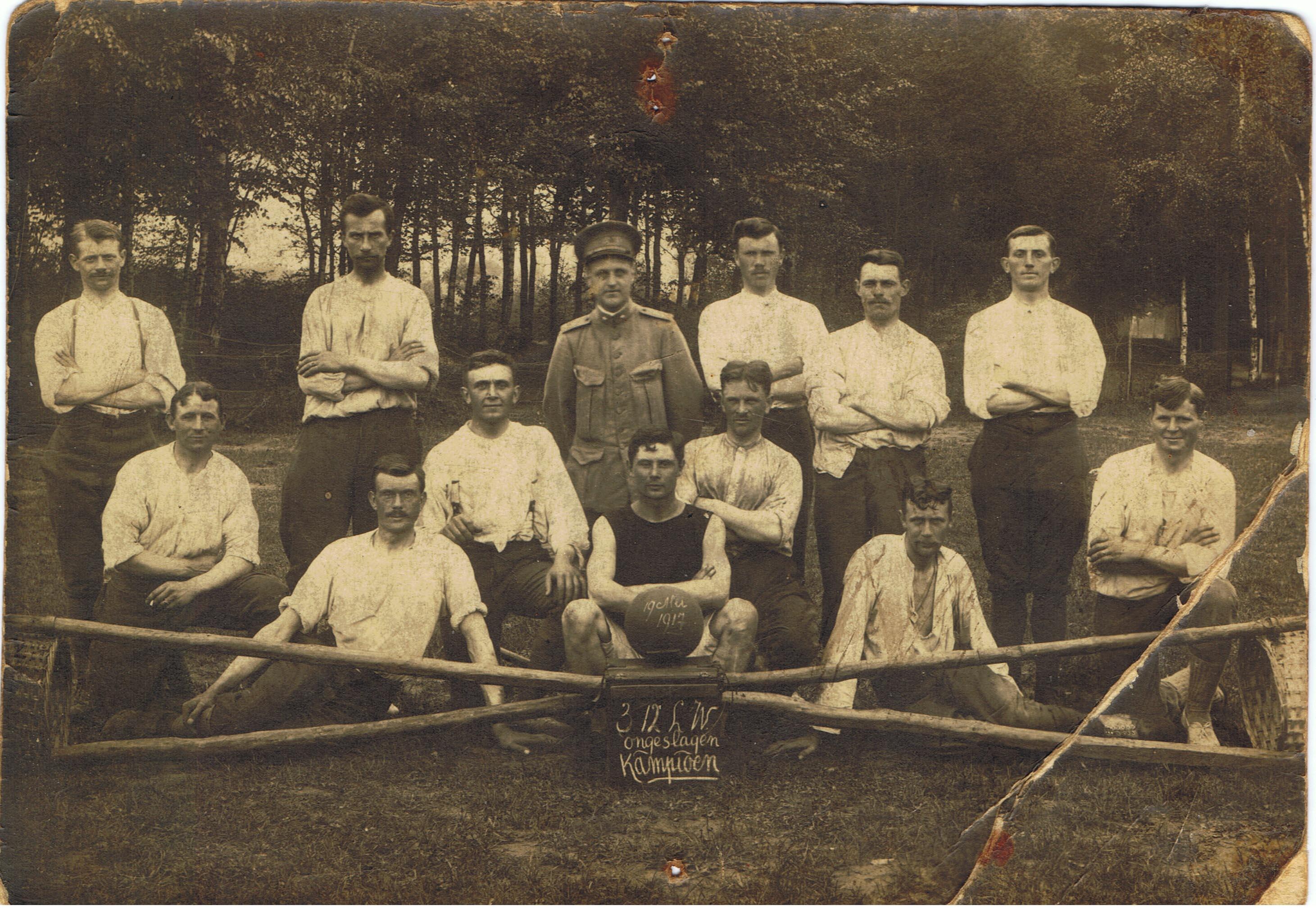 kampioen 19 mei 1917